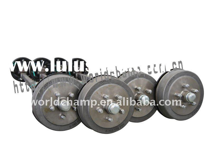 """Electric Brake Assembly 10"""" Drum Brake with Electric backing plate"""