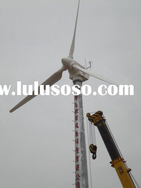 Environment green energy,wind generator