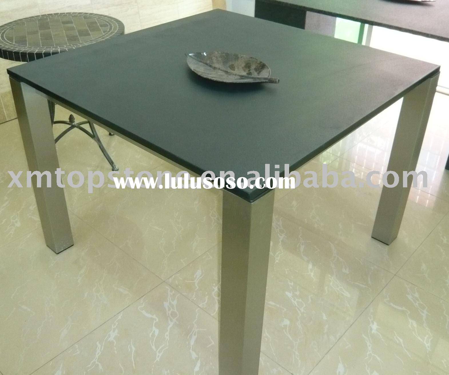 Granite & Marble stone top dining tables