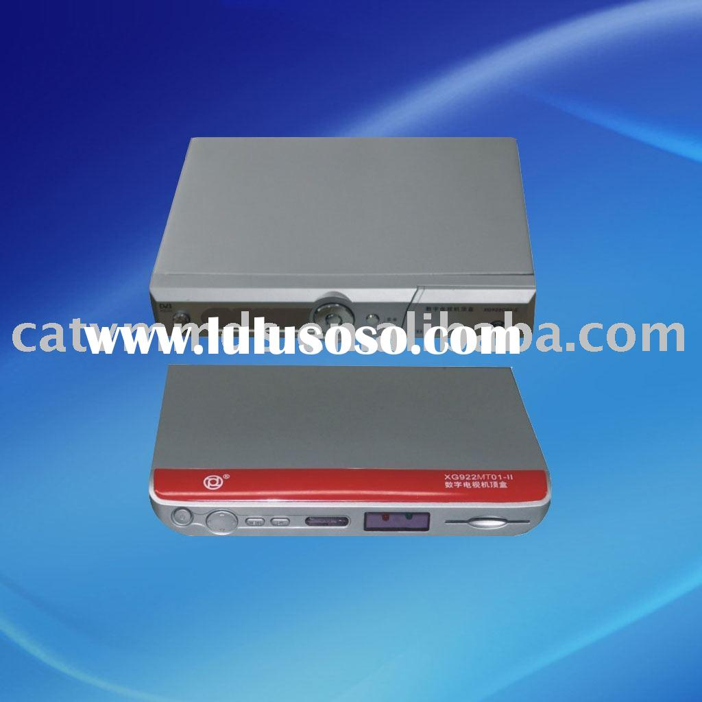 H.264 HD digital set top box