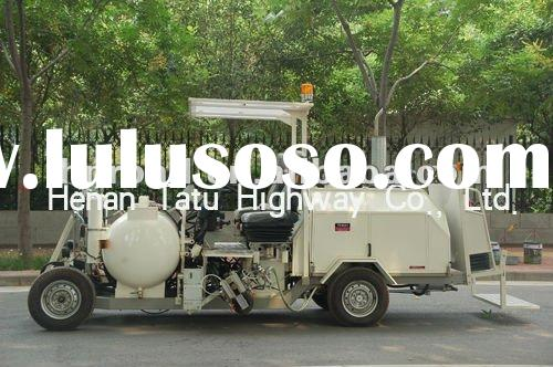 High-quality Big Driving-type Cold Paint Road Marking Machine in Stock
