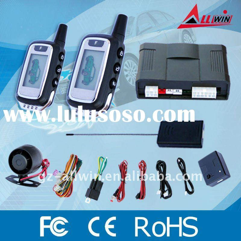 Hot-selling cheap two way car alarm system AM-S01-A