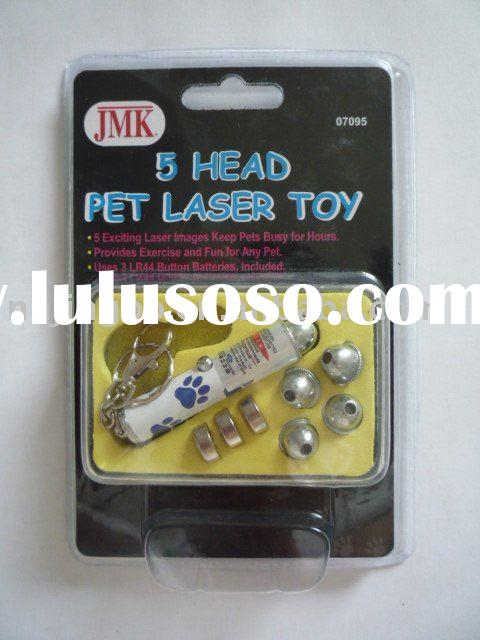 JB-501 5 HEAD PET LASER TOY