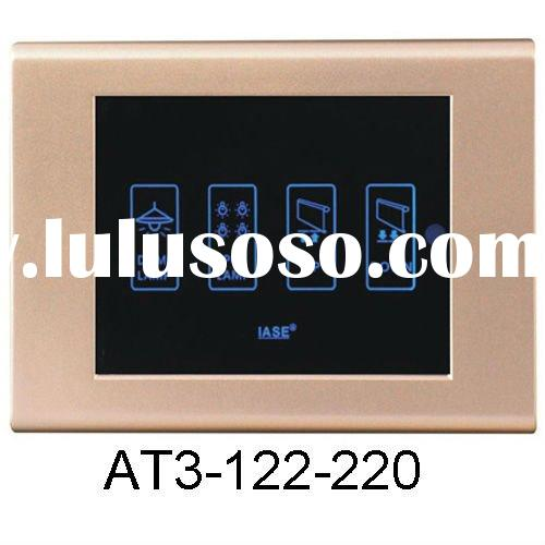 Lighting and Curtain Remote Control Touch Screen Switch