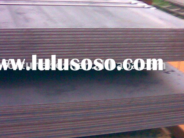 Low carbon mild steel plate