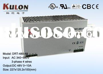 Meanwell DRT-480-48 Switching power supply/SMPS/PSU