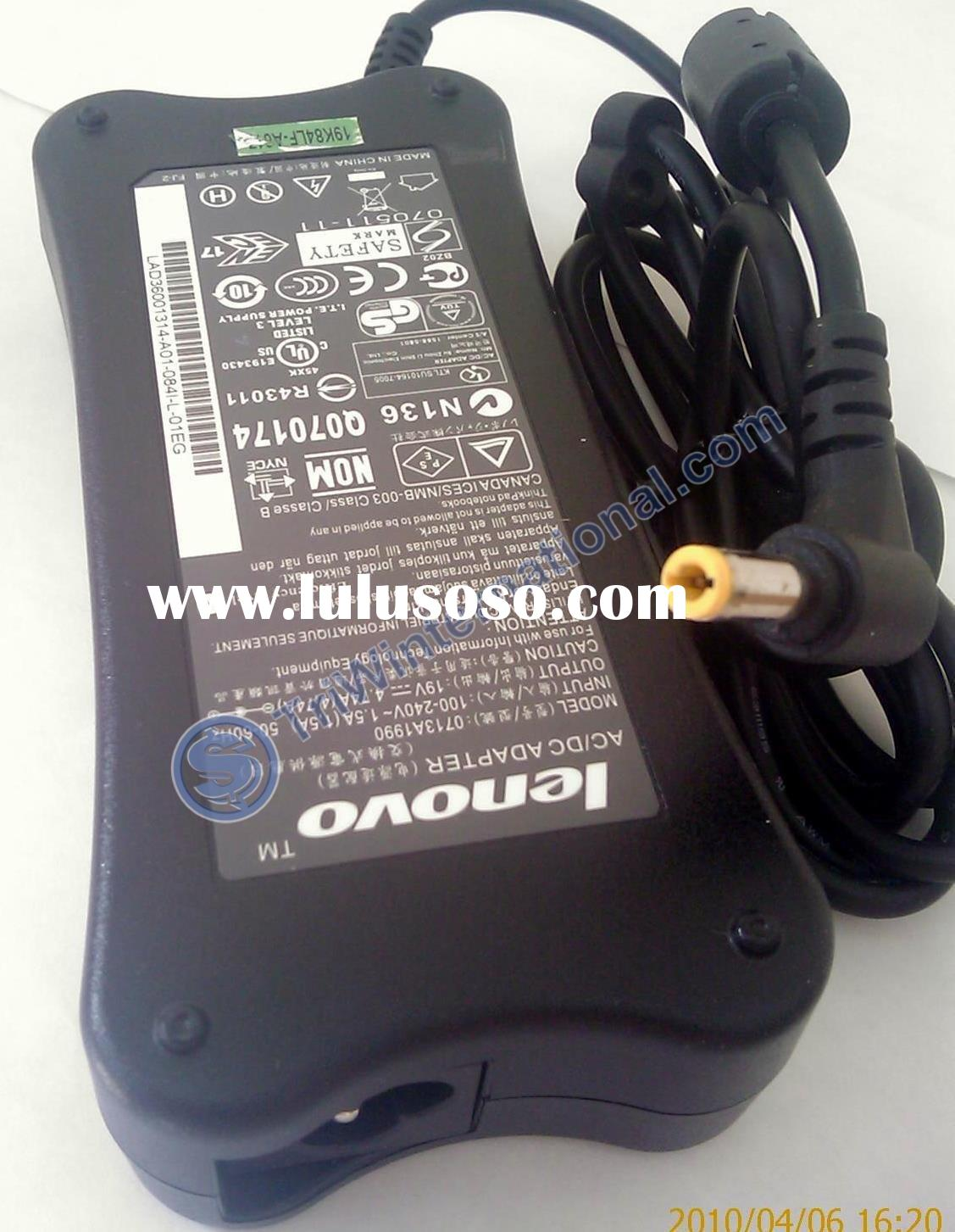 Original AC Power Adapter Charger for Lenovo 3000 Y500 series Notebook PC - 00933