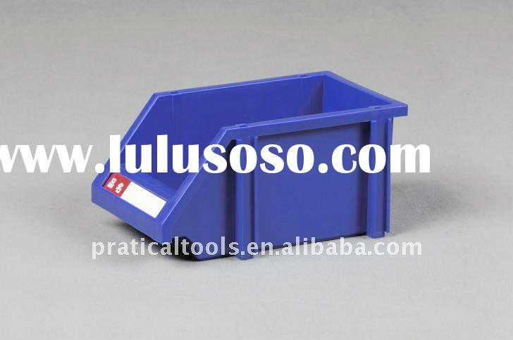 Plastic Tool Stackable Storage Bins
