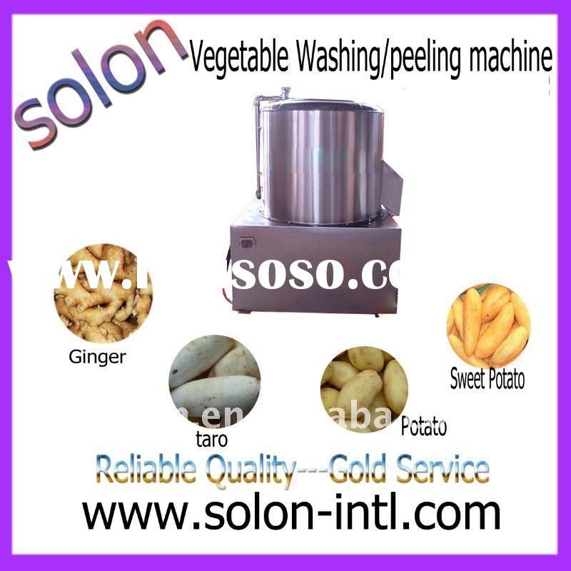 Potato peeler machine on market 15936239970