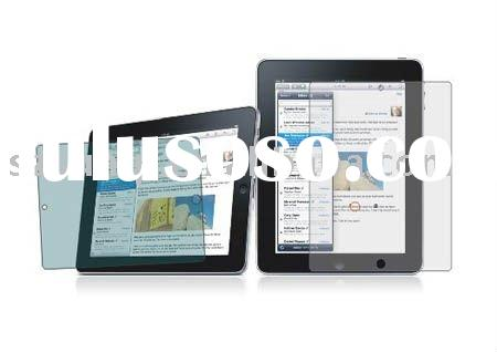 Professional Screen Guard For Apple Tablets Ipad 2 + High Quality PET Material