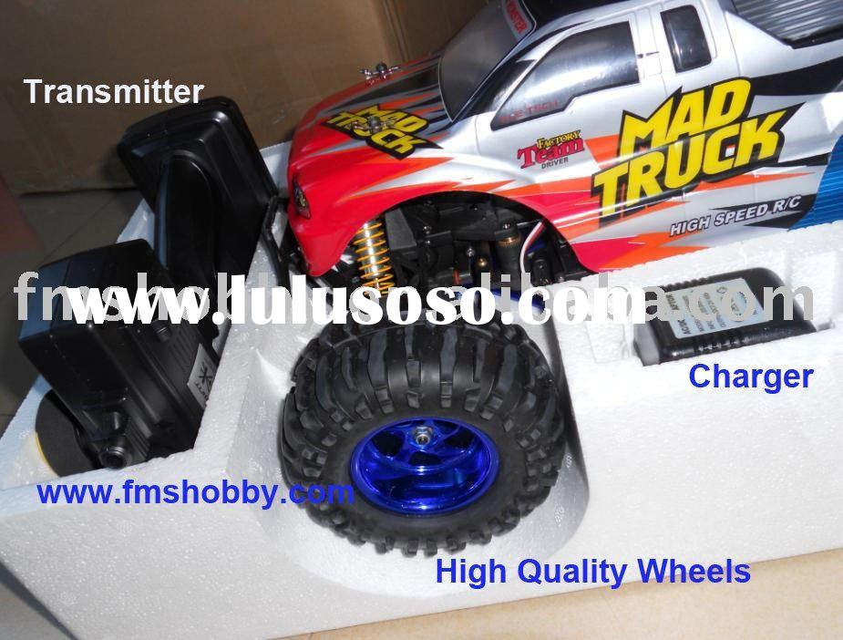 RC Car Kit Mad Truck
