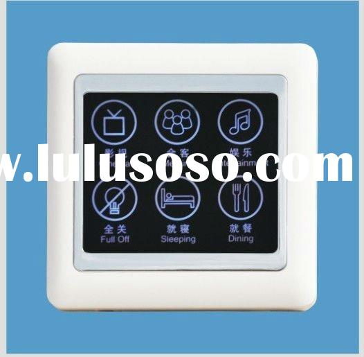 RF wireless remote control switch wall smart home