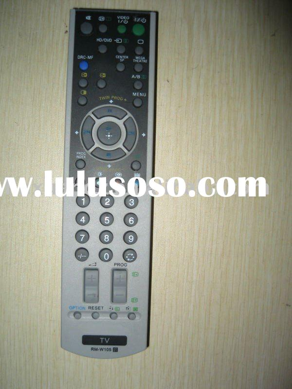 RM-W105 TV REMOTE CONTROL(FOR SONY USE)