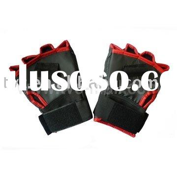 Remote Controller Leather Boxing Gloves for PS3 Move Game