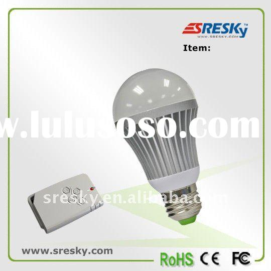 Remote control light switch E27 led bulb
