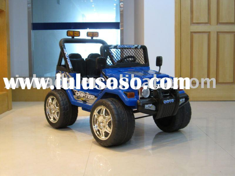 Ride On Remote Control Vehicle
