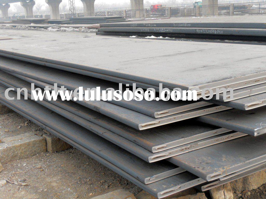 S355 hot rolled carbon steel plate