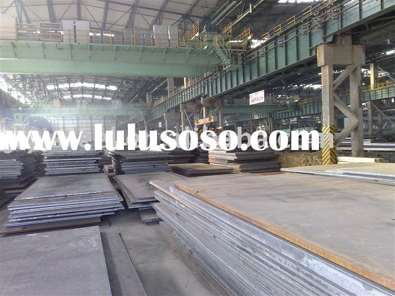 SS400 carbon structural plate steel