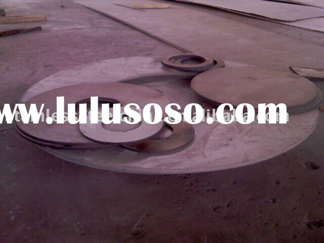SS 316 stainless steel acide color round thickness round plate