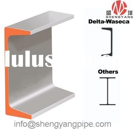 SUS 304/316 stainless steel channel