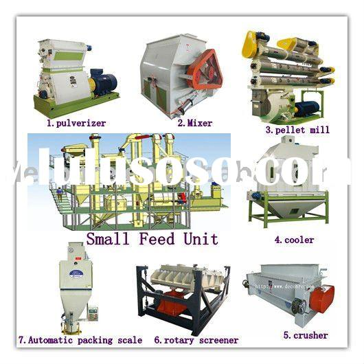 Series of Small Feed Unit