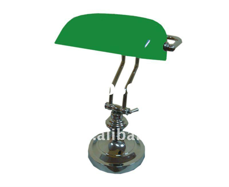 Table/desk/banker lamp