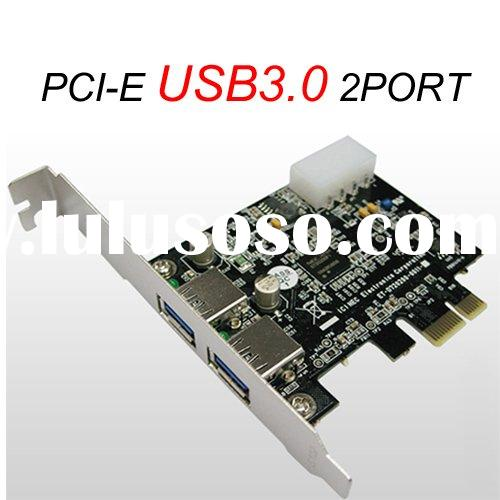 USB 3.0 PCI Express PCI-E Controller Card Adapter