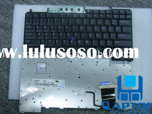 US keyboard OUC172 Replacemtns For Dell Latitude D620 D630 D820 D830
