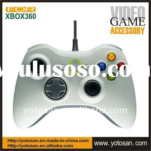 Wired controller for xbox 360 gamepad