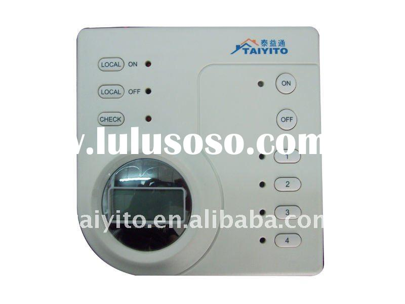 X10 wall mount switch/ multi lines wall switch/remote control switch/telephone controlled switch
