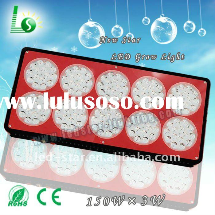"""4 G Star Light Series"" 450W LED Grow Light(180/270/360/540/720/810/900W) Hydroponics/Gree"