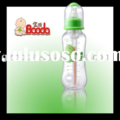baby product (baby milk feeding bottle,plastic bottle )