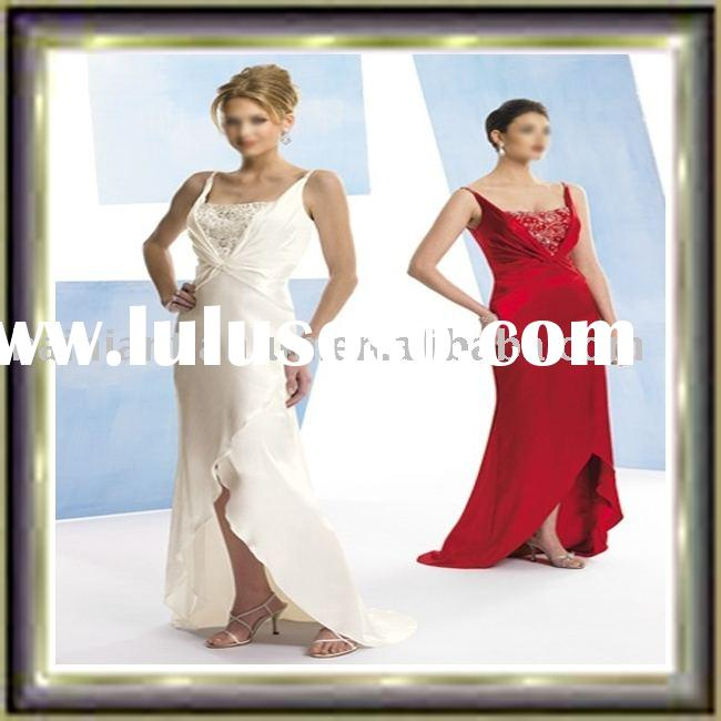 beauty!! 2009 latest evening dress ED007!low shipping charge