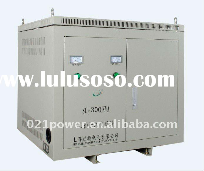 high voltage power supply transformer