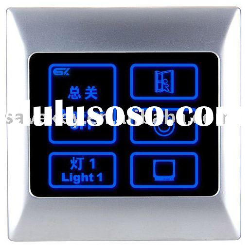 hotel electronic Intelligent networking infrared remote control light switch