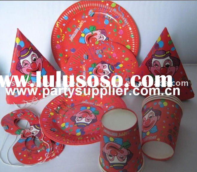 kids birthday party packs