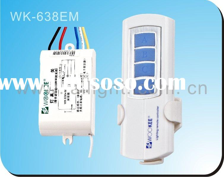 lighting control-wireless remote switch