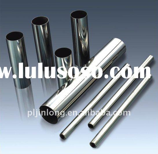 mirror polished stainless steel welded structure pipe