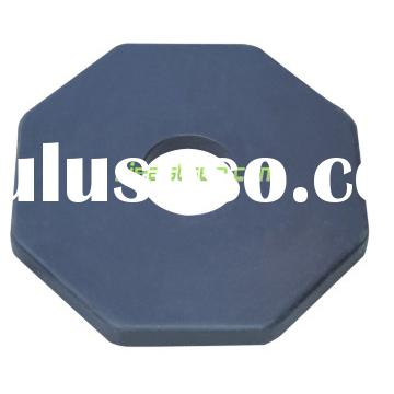 rubber post base