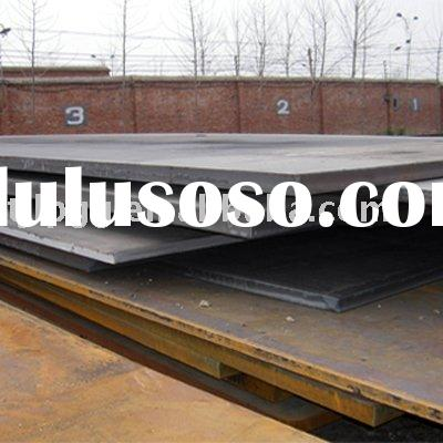 steel plate thickness