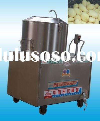 supply best potato peeler machine