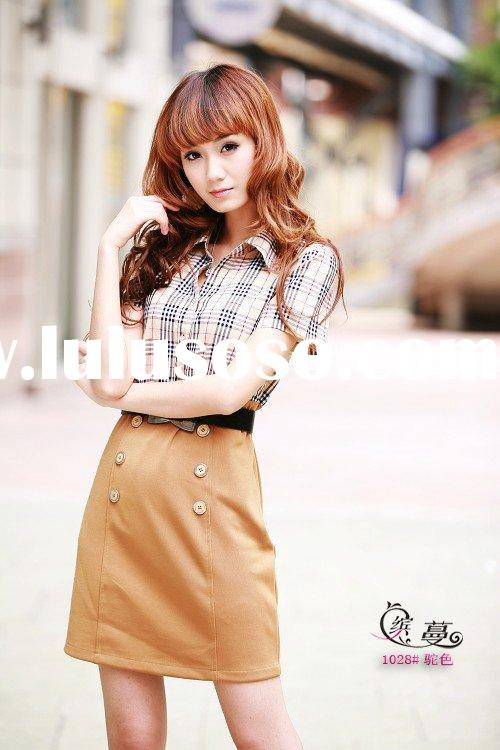 wholesale office lady elegant summer skirt