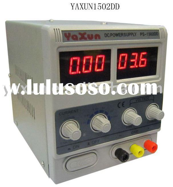 yaxun1502DD DC regulated power supply