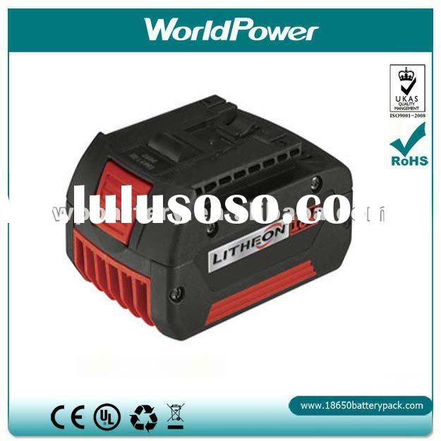 18V 3000mAh BOSCH Power Tools Battery with charger
