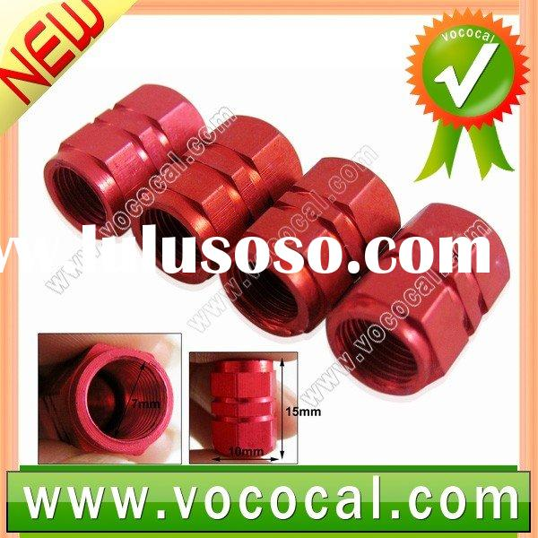 4 X Car Wheel Tyre Screw Valve Dust Cap Cover