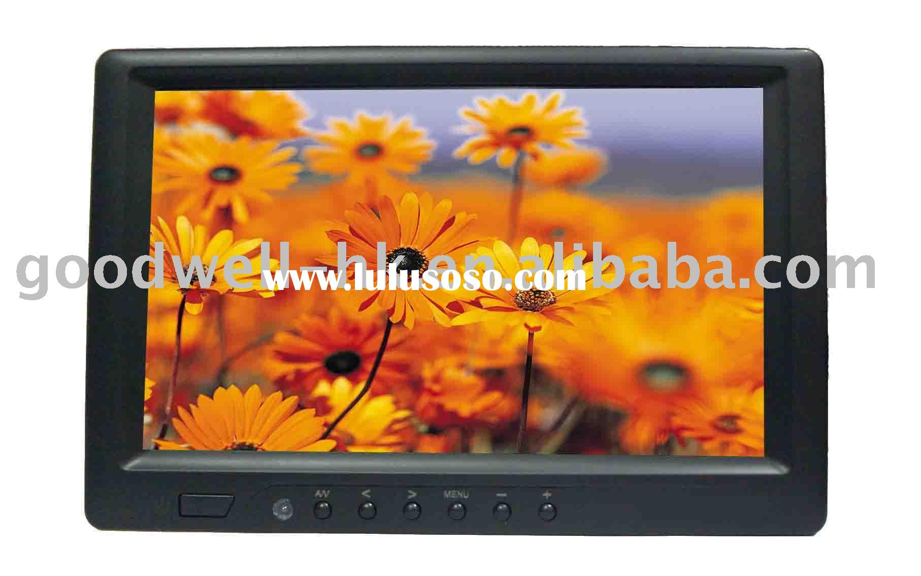 """7""""LCD Touch Monitor with DVI & HDMI input(669GL-70N/C/T)"""