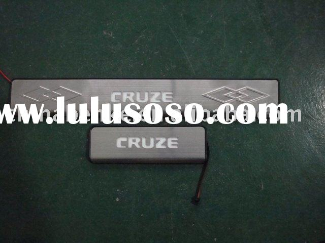 CRUZE DOOR SILL PLATE WITH LED