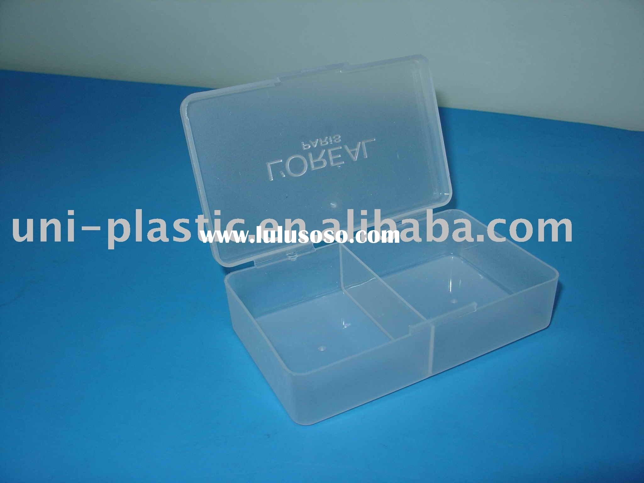 Fishing Tackle Boxes with Two Compartments
