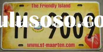 License Plate,number plate ,license plate insert