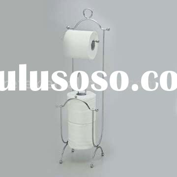 Metal Tissue Roll Stand